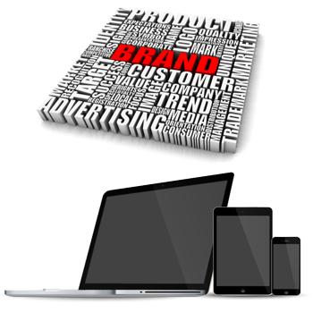 Professional branding graphic design services