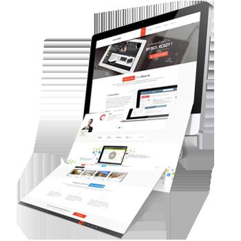 Custom web design services