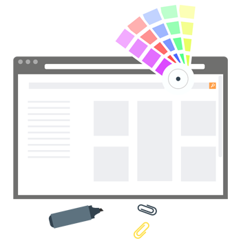 Website Graphic Design Services